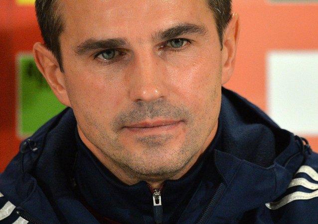 Ígor Simutenkov, futbolista de Rusia