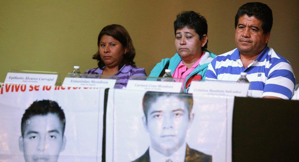 Familiares de desaparecidos piden a la ONU un relator especial sobre México