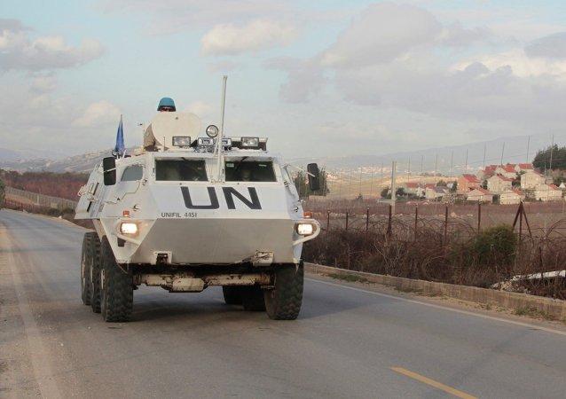 Fuerza Provisional de la ONU en el Líbano (FINUL)