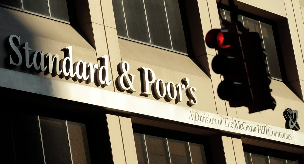 Agencia de calificaciones crediticias Standard & Poor's (S&P