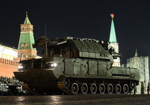 Sistema antiaéreo Tor-M2U