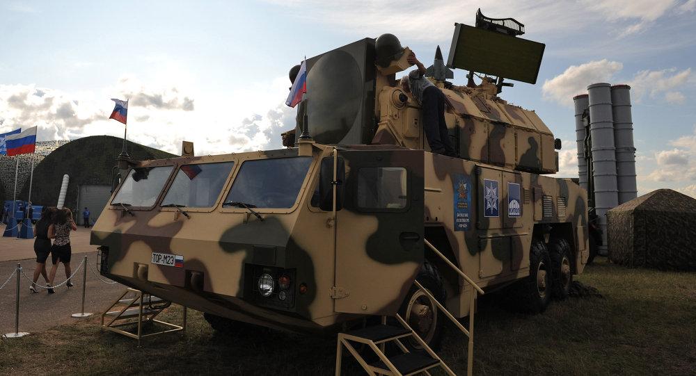 Sistema antiaéreo Tor
