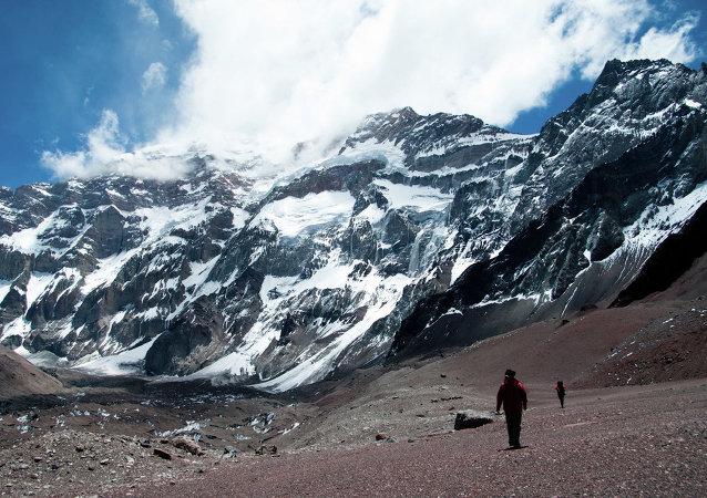 Montaña de Aconcagua