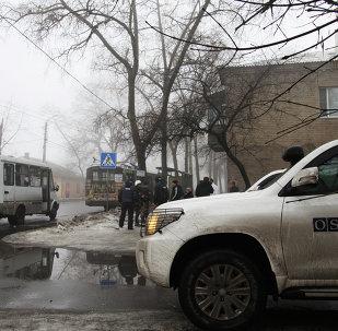 OSCE en Donetsk