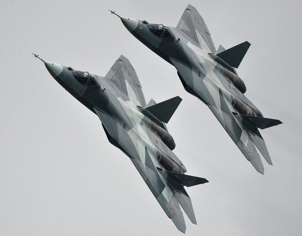 Aviones de la Fuerza Aérea de Rusia