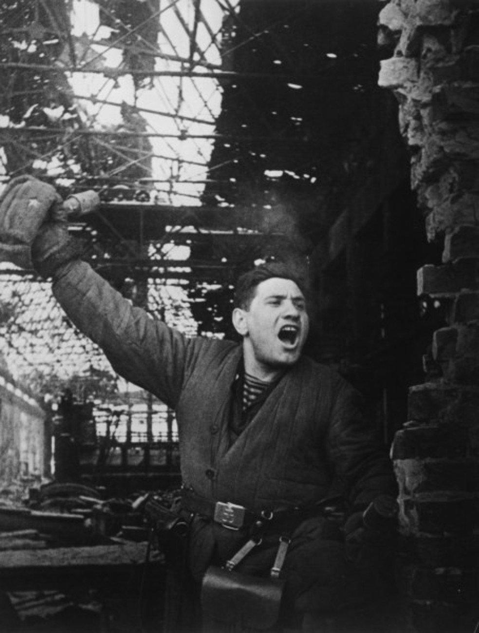 Batalla de Stalingrado