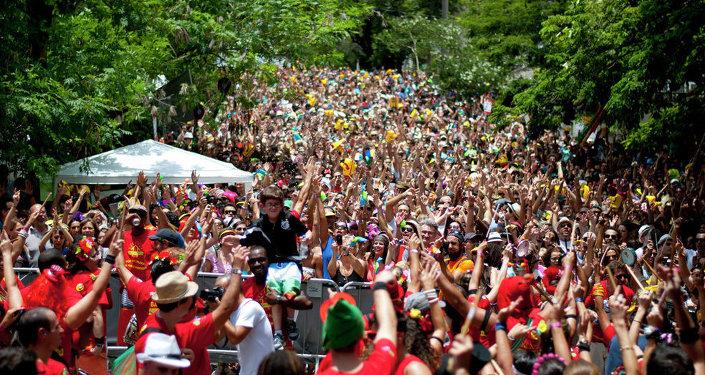 Una de las bandas del Carnaval de Río de Janeiro cancela su desfile para no ensuciar
