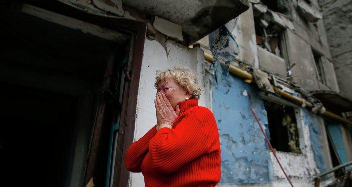 Escalada del conflicto en el este de Ucrania