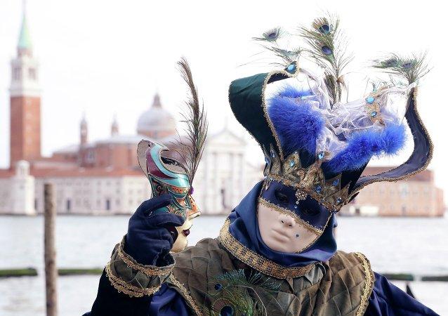 El encanto del Carnaval de Venecia