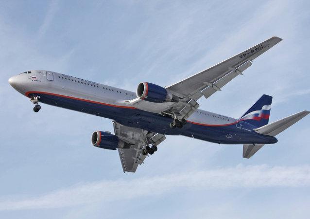 Avión Boeing-767