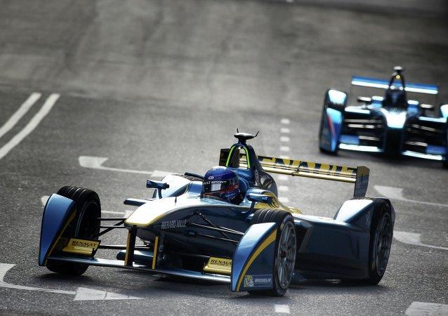 Fórmula E en Putrajaya