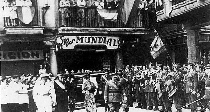 El Gobierno español quiere olvidar el franquismo