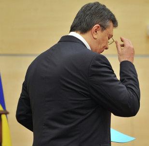 Víctor Yanukóvich (Archivo)