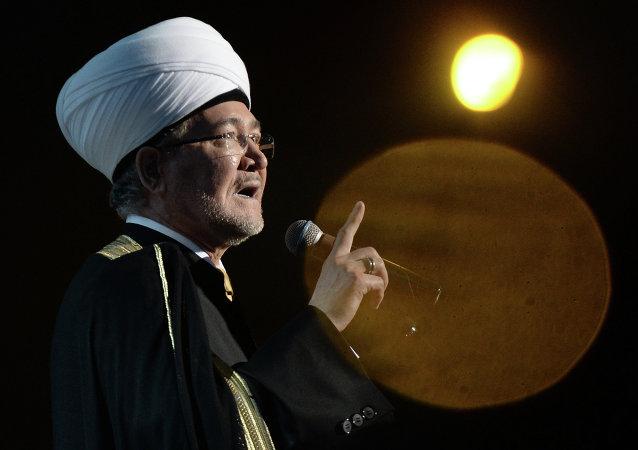 Ravil Gainutdin, presidente del Consejo de los Muftíes de Rusia