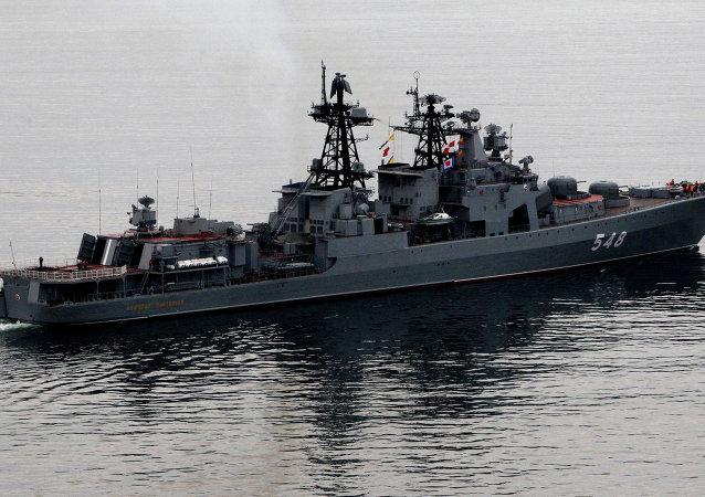 Buque antisubmarino Almirante Pantelévev