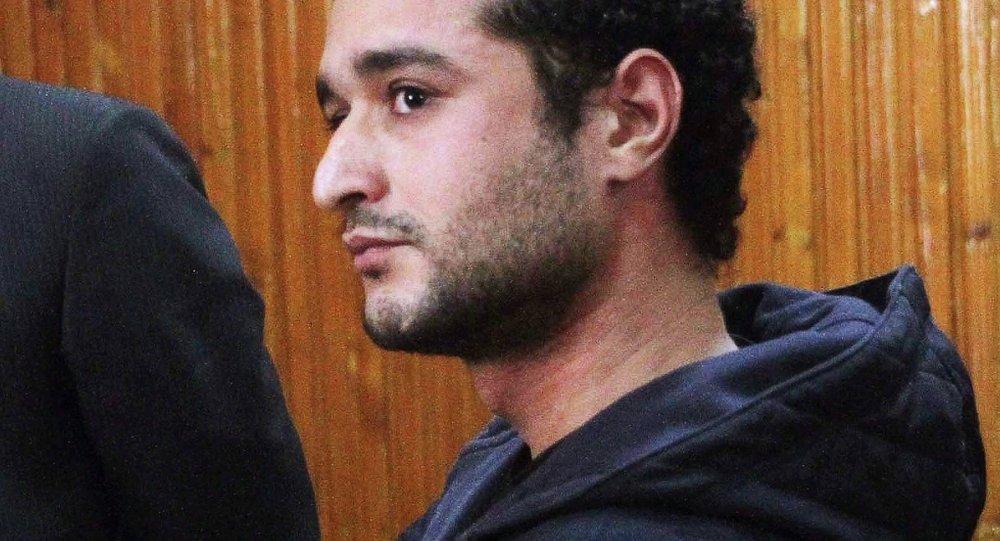 Ahmed Douma, activista egipcio