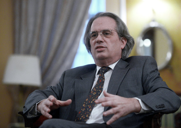 Pablo Anselmo Tettamanti, embajador de Argentina en Moscú