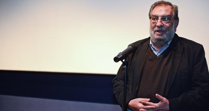Enrique González Macho, presidente de la Academia del cine española