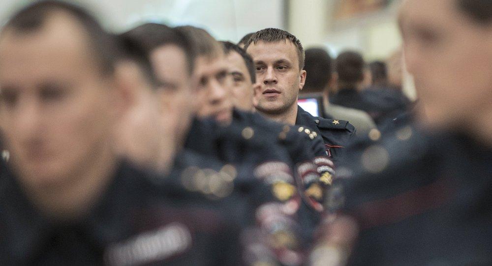 El Ministerio del Interior ruso suspende la contratación de nuevo personal