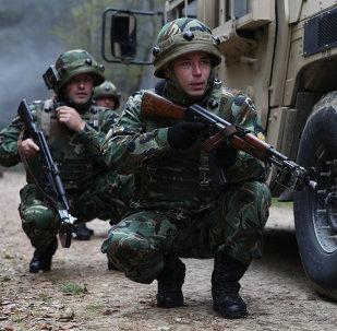 Militares europeos