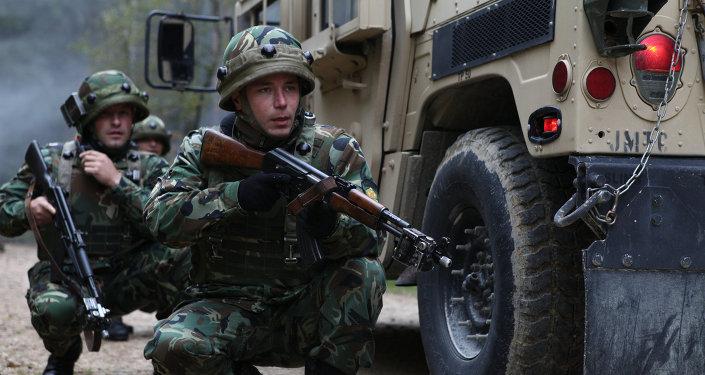Militares de la OTAN