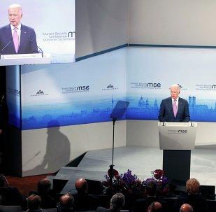 Joe Biden, vicepresidente de EEUU