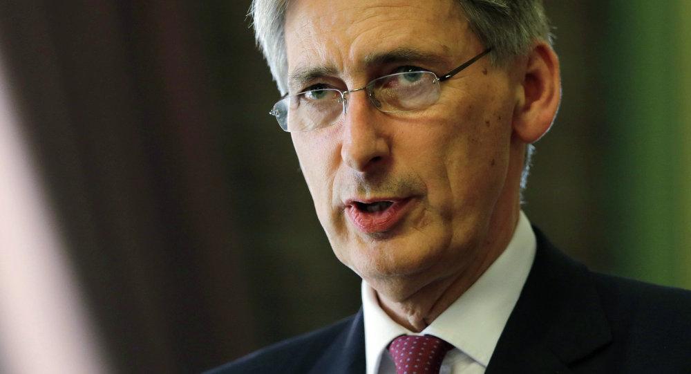 Philip Hammond, titular británico de Exteriores
