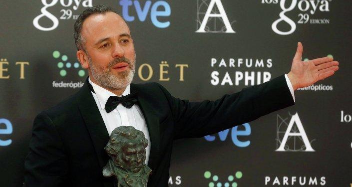 Javier Gutiérrez, mejor actor