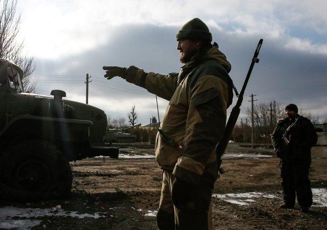 Donetsk afirma sumar al menos 100 nuevos voluntarios al día desde el llamamiento a filas