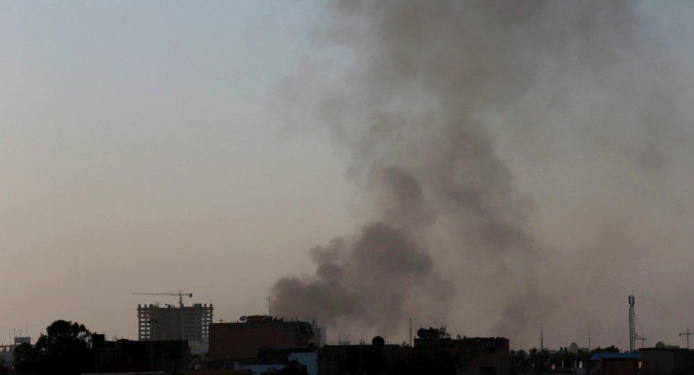 Choques en Libia