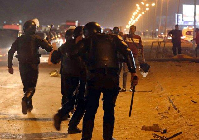 Situación en El Cairo