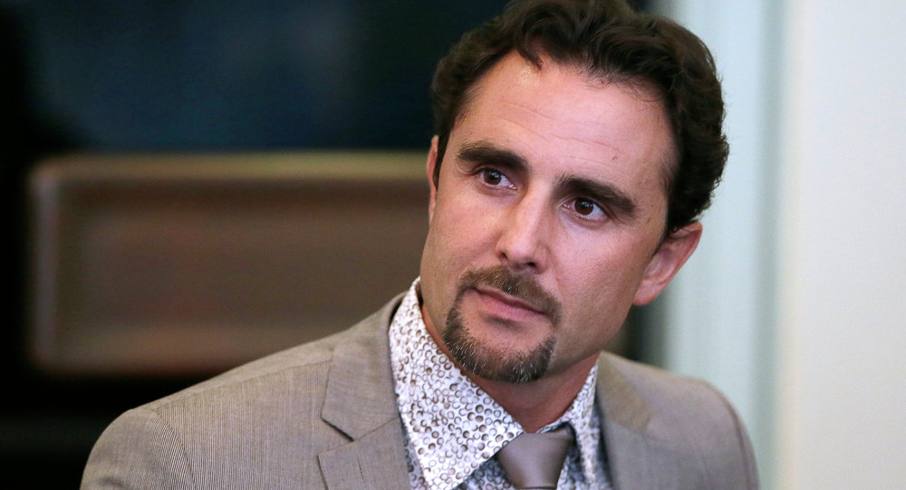 Hervé Falciani, exinformático del banco HSBC (archivo)