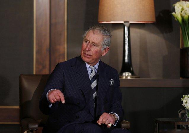 Carlos, príncipe de Gales