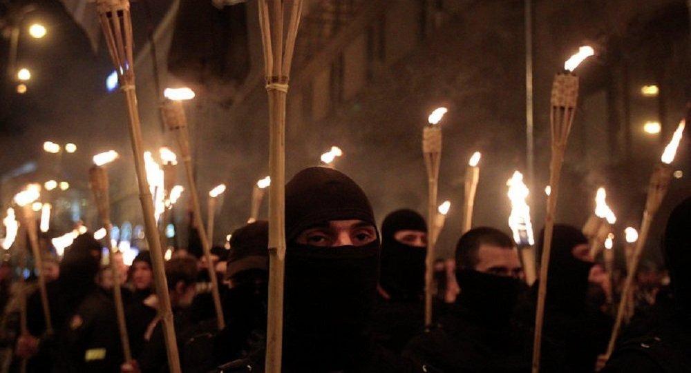 Fuerzas Neonazis (imagen referencial)