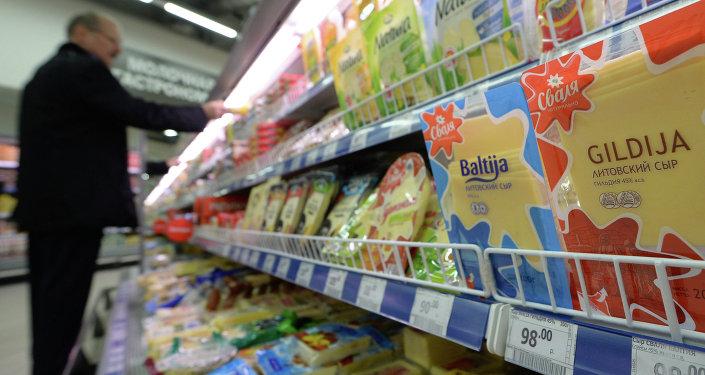 Productores lácteos del Báltico exigirán más ayuda financiera ante restricciones rusas