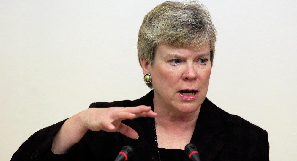Rose Gottemoeller, Secretaria adjunta de Estado de EEUU para el control de armas