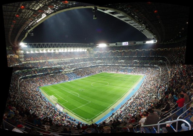 Estadio de Real Madrid