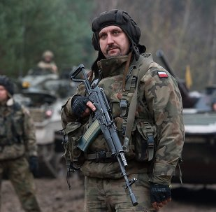 Los soldados de Polonia (archivo)