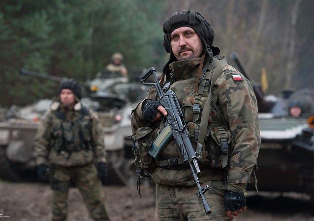 Soldados polonias