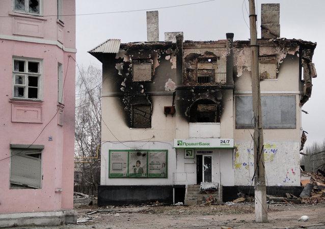 Al menos tres muertos y cinco heridos en las últimas 24 horas en Donbás