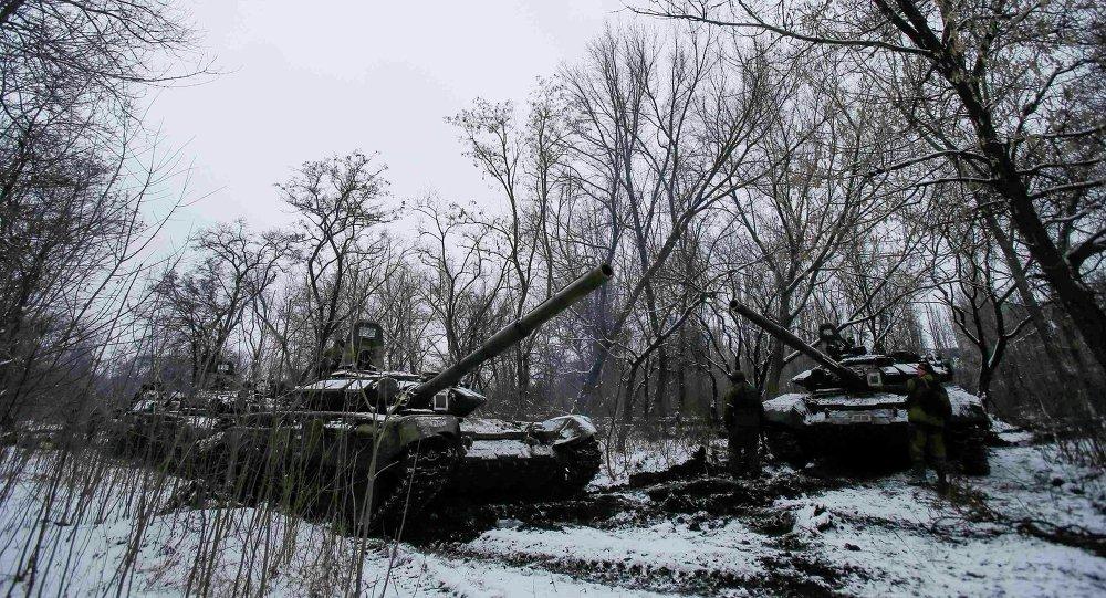Situación en Gorlovka