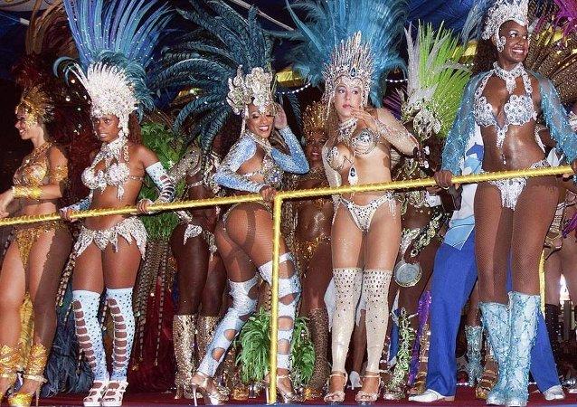 Escuela de samba Beija-Flor
