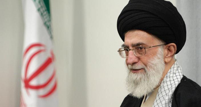 Аятолла Сейед Али Хаменеи