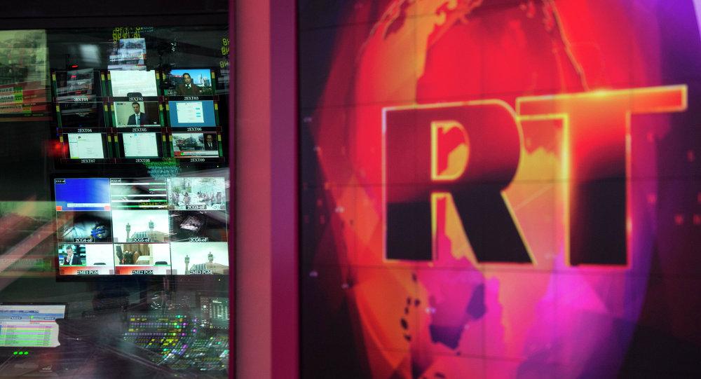 Televisión rusa RT