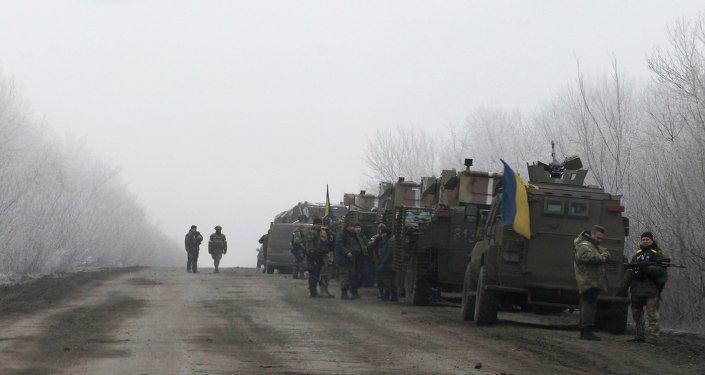 Kiev dice que la situación en Debáltsevo se desarrolla de modo dinámico pero controlable