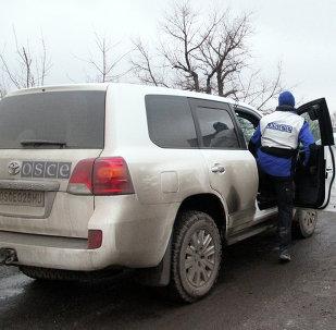 La OSCE insta a los bandos del conflicto ucraniano a dar datos sobre armas pesadas