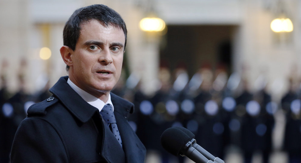 Manuel Valls, ex primer ministro de Francia