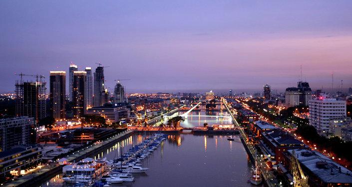 Buenos Aires, capital de Argentina (archivo)