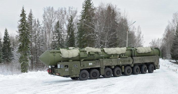 Sistema de misiles Yars
