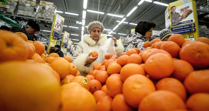 Rusia podría desembargar productos agrícolas de Occidente a cambio de inversiones